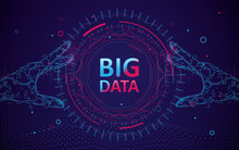 Abstract Bigdata Coding Scienc...