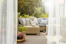 Modern Designed Porch
