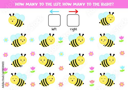 Photo Educational worksheet for preschool kids