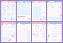 Cute Planner Templates. Weekly...