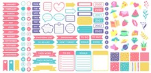 Cute Planner Stickers. Organiz...