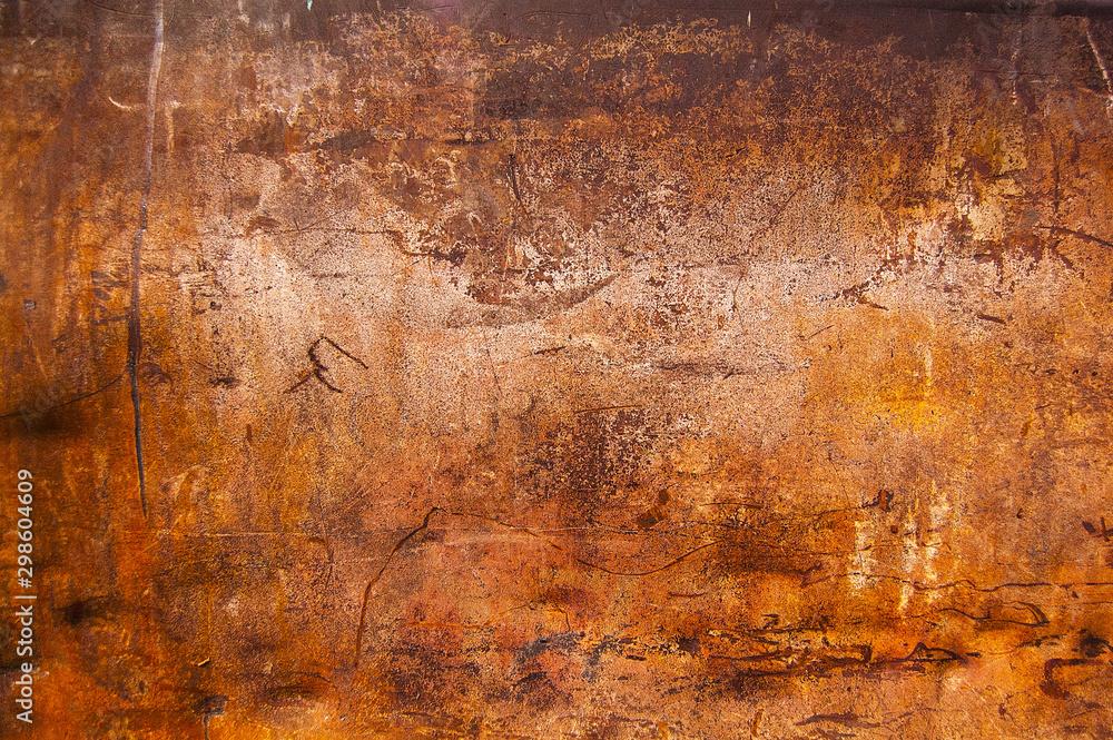 Fototapety, obrazy: Iron texture