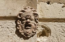 Polyphemus Polifemo Mask Greek Myth