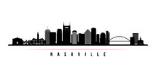 Nashville Skyline Horizontal B...