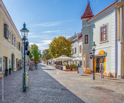 Obraz Eisenstadt in Austria - fototapety do salonu
