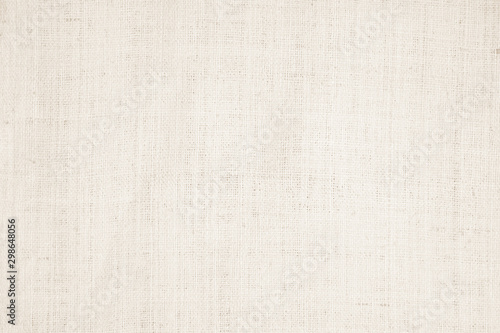 Cream abstract cotton towel mock up template fabric on background. Cloth Wallpaper of artistic grey wale linen canvas. Cloth Blanket or Curtain of pattern and copy space for text decoration.