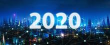 New Year 2020 Network And Conn...