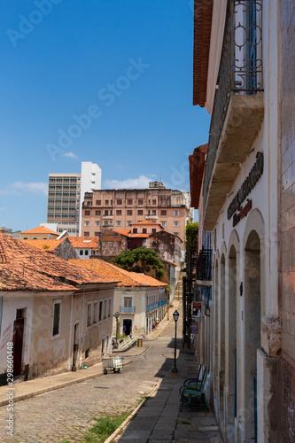 Centro Histórico de São Luís, Maranhão, Brazil