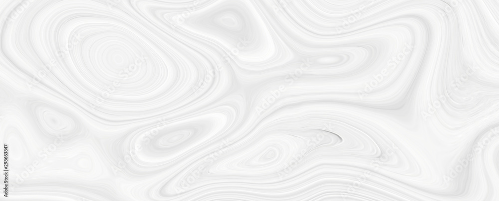Fototapety, obrazy: Beautiful design for a wedding card template, creative sketch for a screensaver. 3 d white background with elements in a fantastic abstract design, texture in a modern style for wallpaper.