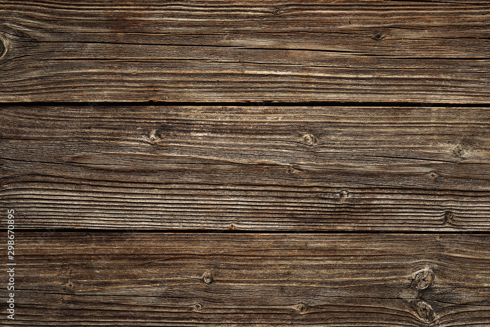 Fototapety, obrazy: Wood old and rustic texture and dark background