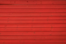 Fragment Of The Wall Of A Red ...