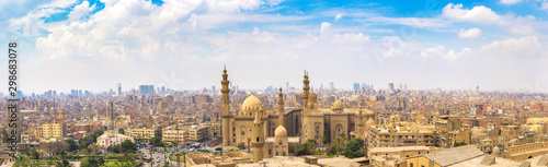 Fototapety, obrazy: Sultan Hassan Mosque panorama