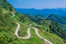 Lanscape View Of Ha Giang Prov...