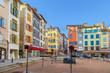 Square in Le Puy-en-Velay, France