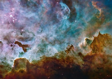 Carina Nebula Star Birth. Scie...