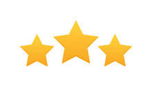 Three Stars Customer Product R...