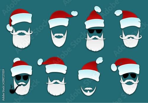 Carta da parati  Santa Claus
