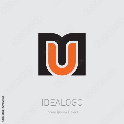 Photo UM - design element or icon
