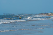 Bright Summer Days On The Beach