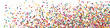 Colorful Universe Distribution Computational Generative Art background illustration