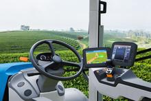Autonomous Tractor Working In ...