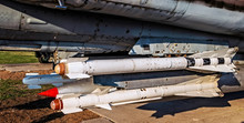 Military Aicrafts With Rockets