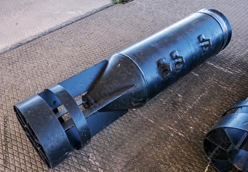 Photo Aircraft bombs bomber aviation