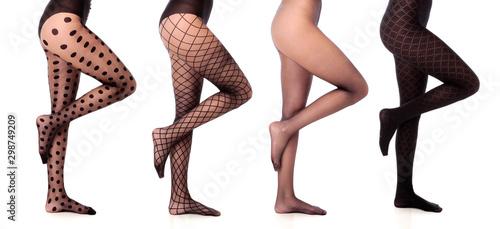 Fotomural piernas de mujer