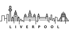 Liverpool Cityscape Illustrati...