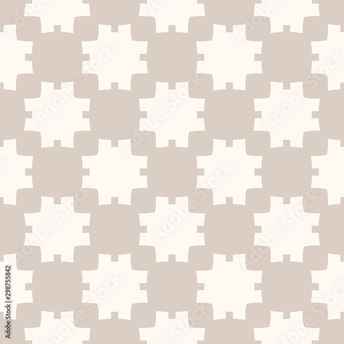 Tapety Beżowe subtle-vector-abstract-beige-geometric-seamless-pattern-with-square-shapes-grid