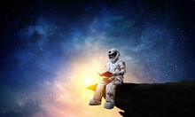 Spaceman And His Mission. Mixe...