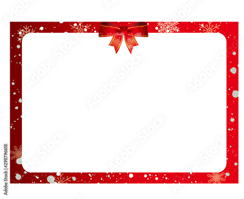 Fotografia  クリスマス フレーム