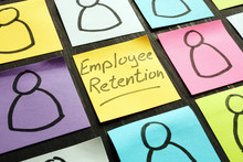 Employee Retention Sign And Fi...