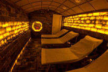 Interior Relaxation Salt Room ...