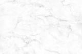 Fototapeta Kamienie - Top-view of white grey marble texture background, natural tile stone floor with seamless glitter pattern for counter ceramic and interior exterior decorative.