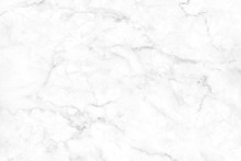 Top-view Of White Grey Marble ...
