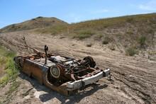 Abandoned Car Wreck