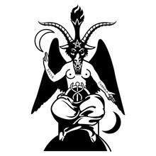 Baphomet Black Goat