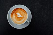 Fresh Italian Cappuccino Coffe...