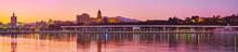 Panorama Of Evening Malaga Fro...