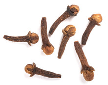 Cloves Group Isolated
