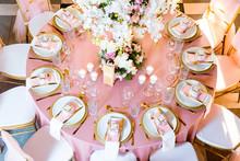 Beautiful Dinner Table Decorat...