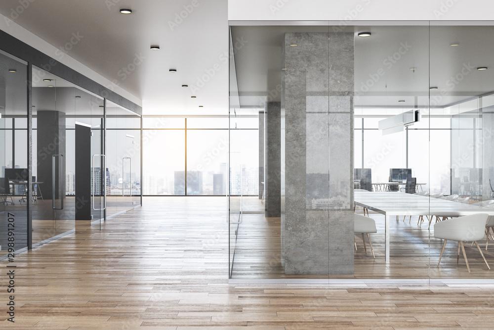 Fototapety, obrazy: Modern office interior