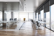 Leinwanddruck Bild - Luxury office interior