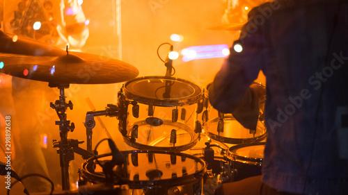 Cuadros en Lienzo Club Drums