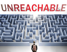 Unreachable Can Be Hard To Get...