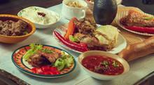 Senegalese African Cuisine