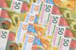 Swiss franc.
