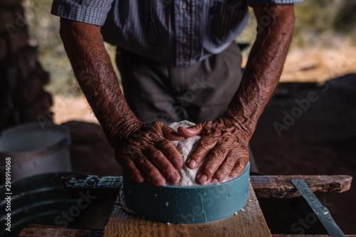 Fototapeta handcraft
