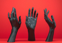 Abstract Mannequin Body Parts,...